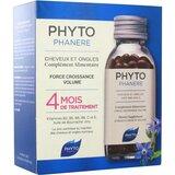 phyto phytophanère fortificante oral cabelo unhas 2x120cápsulas