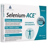 wassen selenium ace proteção células 30 comprimidos