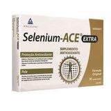 wassen selenium ace extra proteção celular 30 comprimidos