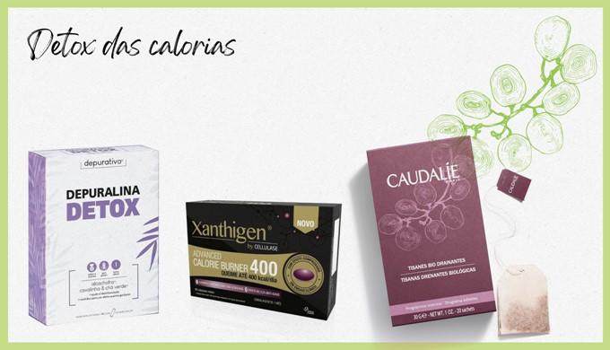 Detox das calorias