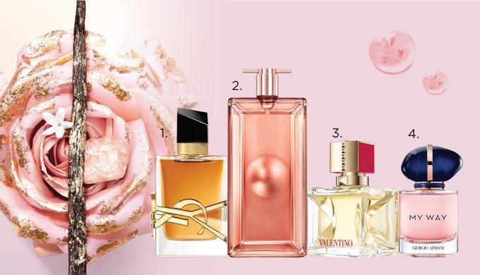 Sugestões de fragrâncias para o Natal