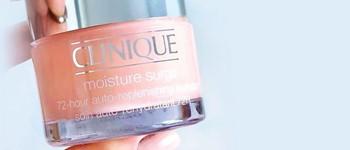 Clinique três passos para revitalizar a sua pele!