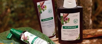 Anti hair loss capillary ritual : klorane