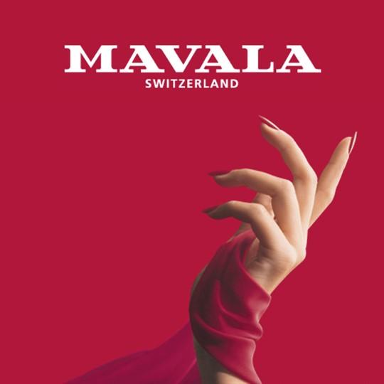 Mavala's hand ritual