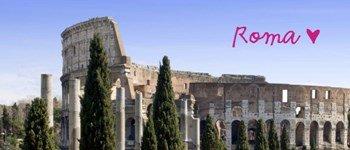 Que tal uma escapadinha...até roma? ✈