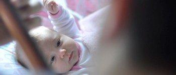 Alívio  das cólicas infantis