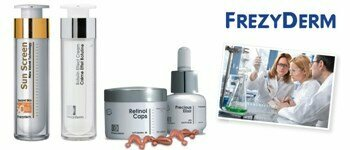 frezyderm | the brand of greek dermatologists!