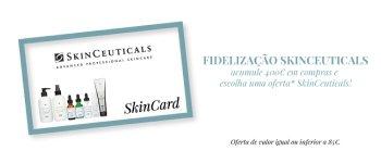 SkinCard - A sua oferta