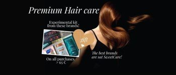 Pamper your hair with a special offer