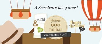 Tap & 9º aniversario sweetcare