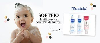 Sorteio sweetcare|mustela - bébés mais felizes!