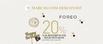 Especial best-sellers foreo -20%