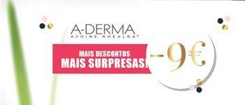 Campanha exclusiva sweetcare➪ a derma -9€