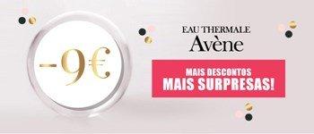 Campanha exclusiva sweetcare➪ avène -9€