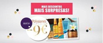 Campanha exclusiva sweetcare➪ polysianes -9€