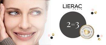 Lierac 2=3 | campanha exclusiva sweetcare