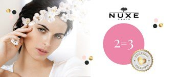 Nuxe 2=3 | campanha exclusiva sweetcare