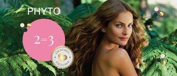 Phyto 2=3 | campanha exclusiva sweetcare
