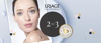 Uriage 2=3 | campanha exclusiva sweetcare