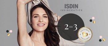 Isdinceutics 2=3 | campanha exclusiva sweetcare
