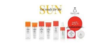 Youth lab sunscreens!