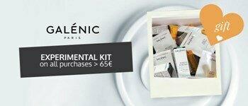 Galenic experimental kit