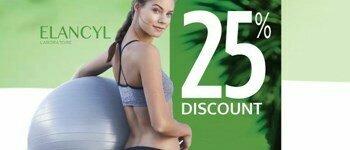 Elancyl 25% discount