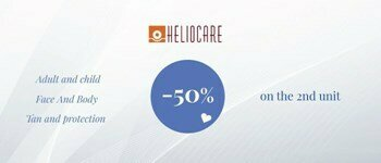 Heliocare sunscreens - 50%