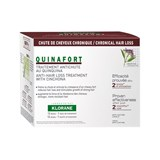 klorane quinafort anti-hair loss treatment 12ampoulesx5ml