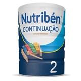nutriben continuação 2 leite de transição a partir dos 6meses 400g