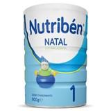 nutriben natal leite de inicio para lactentes desde o nascimento 800g