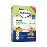 nutriben farinha láctea frutas sem gluten 300g