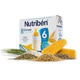 nutriben papalíquida 8 cereais com leite de transição a partir dos 6 meses 250mlx2