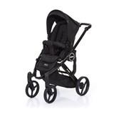 abcdesign mamba plus carrinho de passeio para bebé black