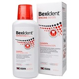 bexident gums treatment mouthwash with clorhexidine 250ml