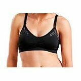 cantaloop nursing bra size xl black 1unit