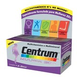 centrum women 50+ supplement multivitamin and minerals 30tablets