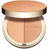 clarins bronzing duo solar powder 01 light 10g