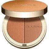 clarins bronzing duo solar powder 03 dark 10g