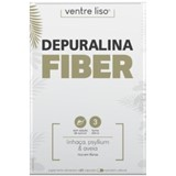 depuralina fiber regulador do transito intestinal 60cápsulas