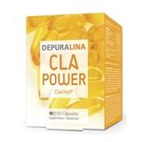 depuralina cla power perda de peso 60cáps