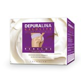 depuralina stubborn cellulite cream monodoses 30sachets of 10ml