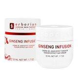 ginseng infusion creme de dia tensor 50ml