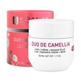 erborian duo de camellia creme e máscara 50ml
