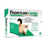 frontline combo spot on para gatos 3pipetas
