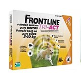 tri-act dog care 3 pipettes 5-10kg