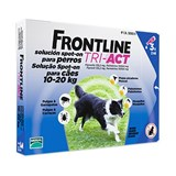 tri-act dog care 3 pipettes 10-20kg