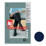 ibici repomen elastic support socks for man 140den size l blue