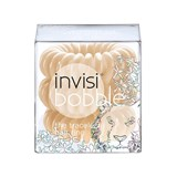 invisibobble elástico queen of the jungle bege 3 unidades