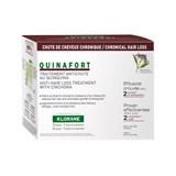 Klorane Quinafort tratamento anti-queda 12ampolasx5ml